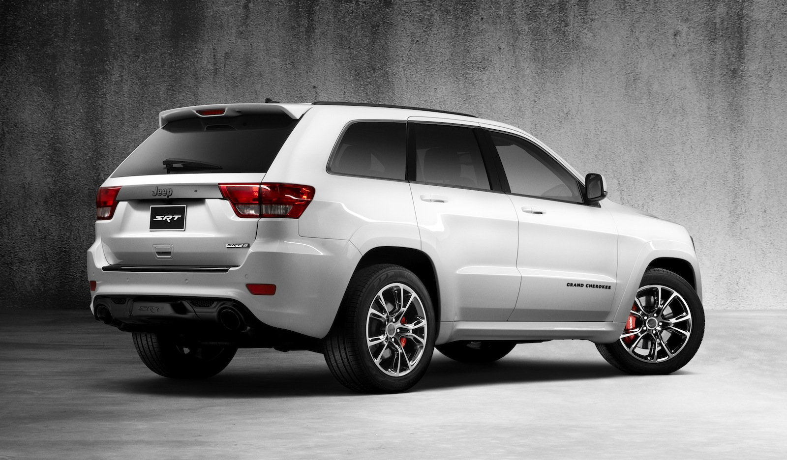 Jeep Grand Cherokee SRT8 Alpine, Vapour special editions ...