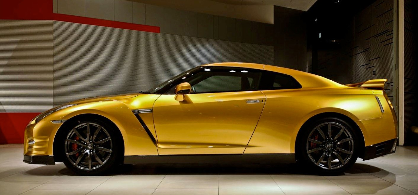 Nissan GT-R Bolt Gold headed down under after Australian ...
