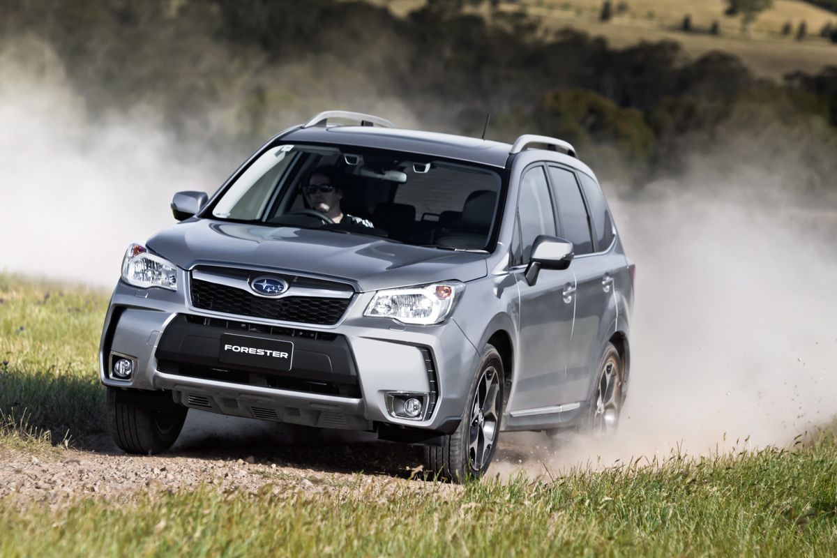Subaru Forester XT Review - photos | CarAdvice