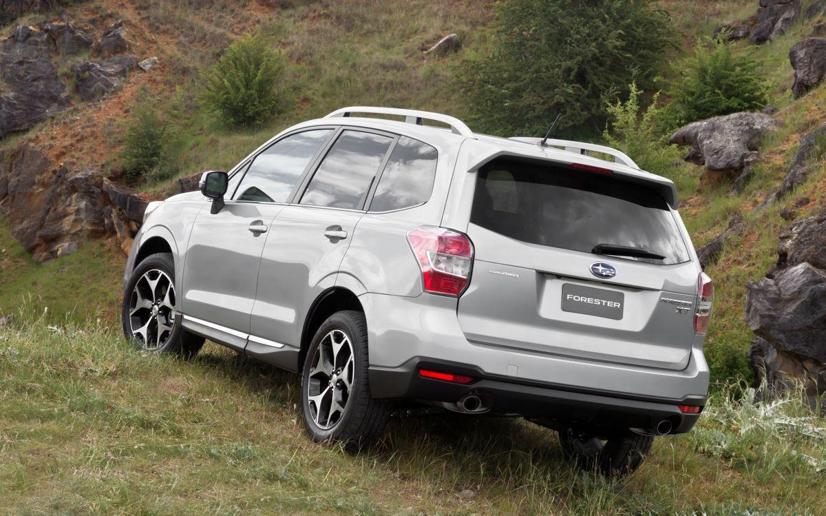 Subaru Forester XT Review - photos | CarAdvice