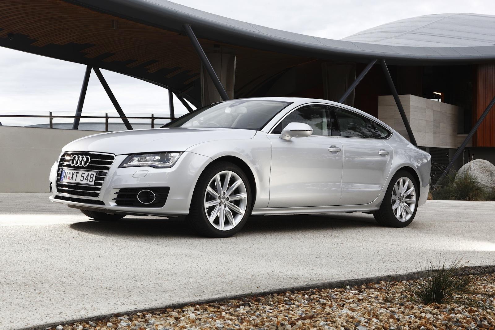 BMW 428I Coupe >> 2013 Audi A5, A7 Sportback models make room for five ...