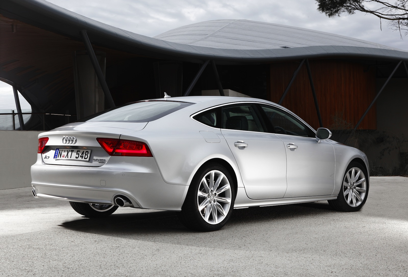 2013 Audi A5, A7 Sportback models make room for five ...