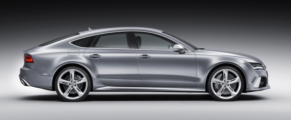 Audi RS7 Sportback: 412kW 'four-door coupe' debuts in Detroit ...
