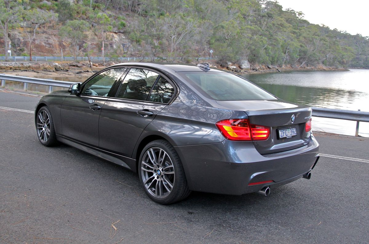 bmw activehybrid 3 review photos caradvice. Black Bedroom Furniture Sets. Home Design Ideas