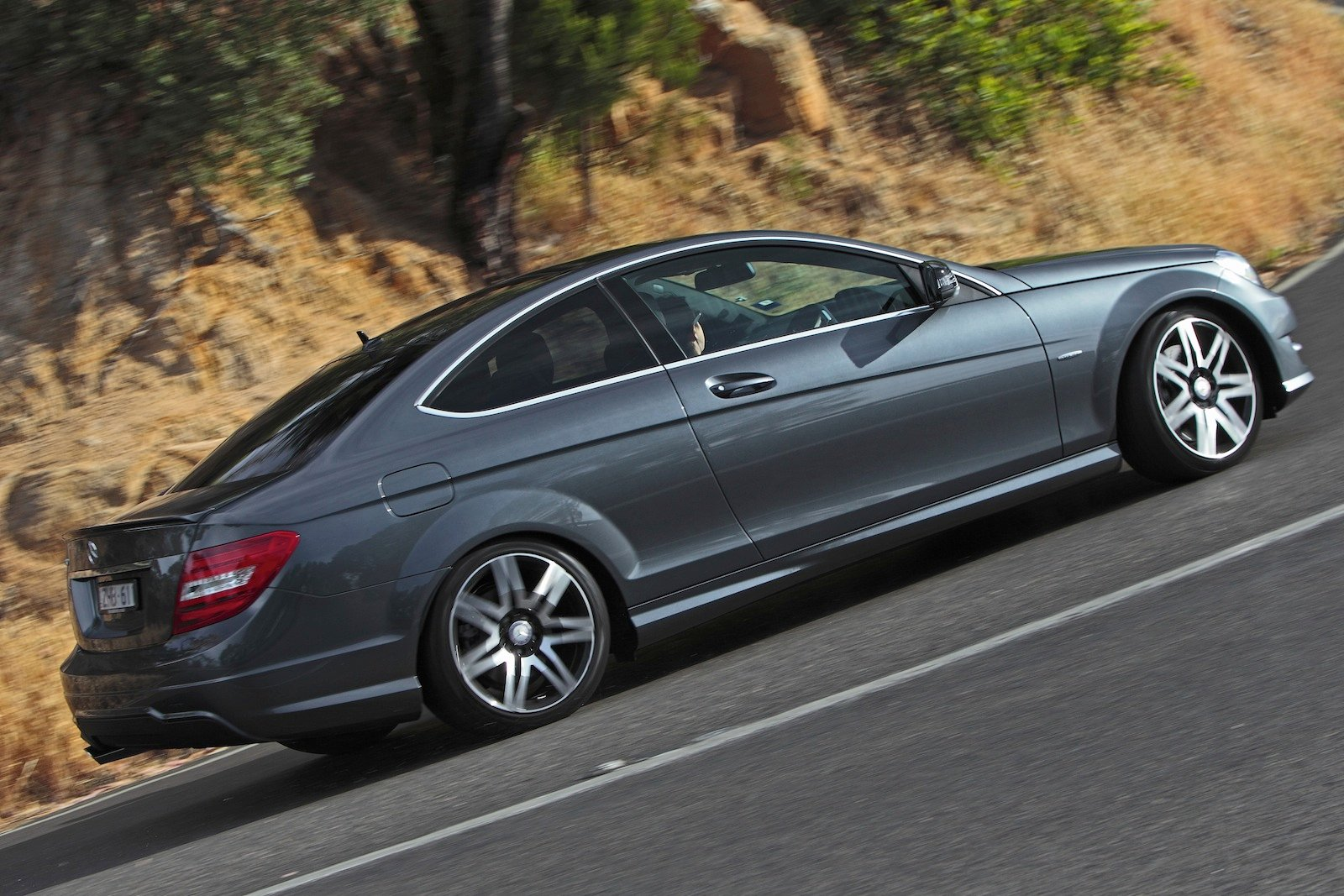 Mercedes Benz C250 Coupe Sport Review Caradvice