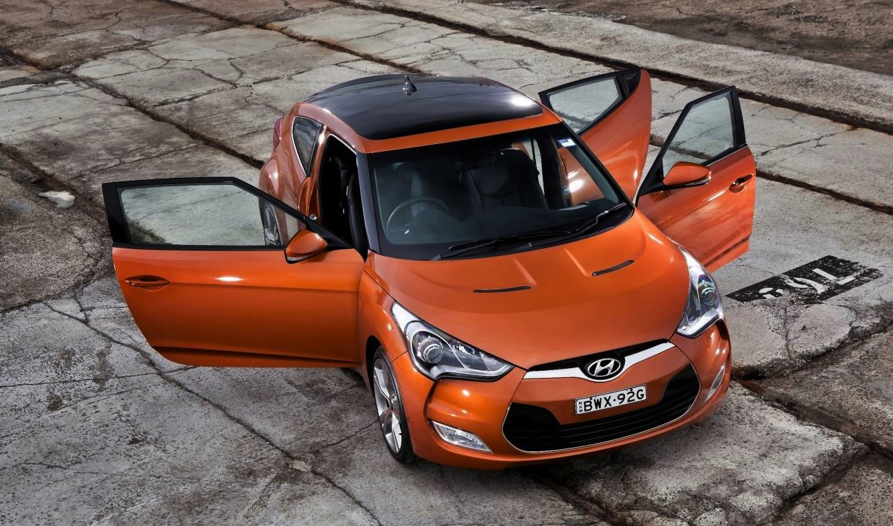 Hyundai Veloster Recalled Over Sunroof Defect Photos