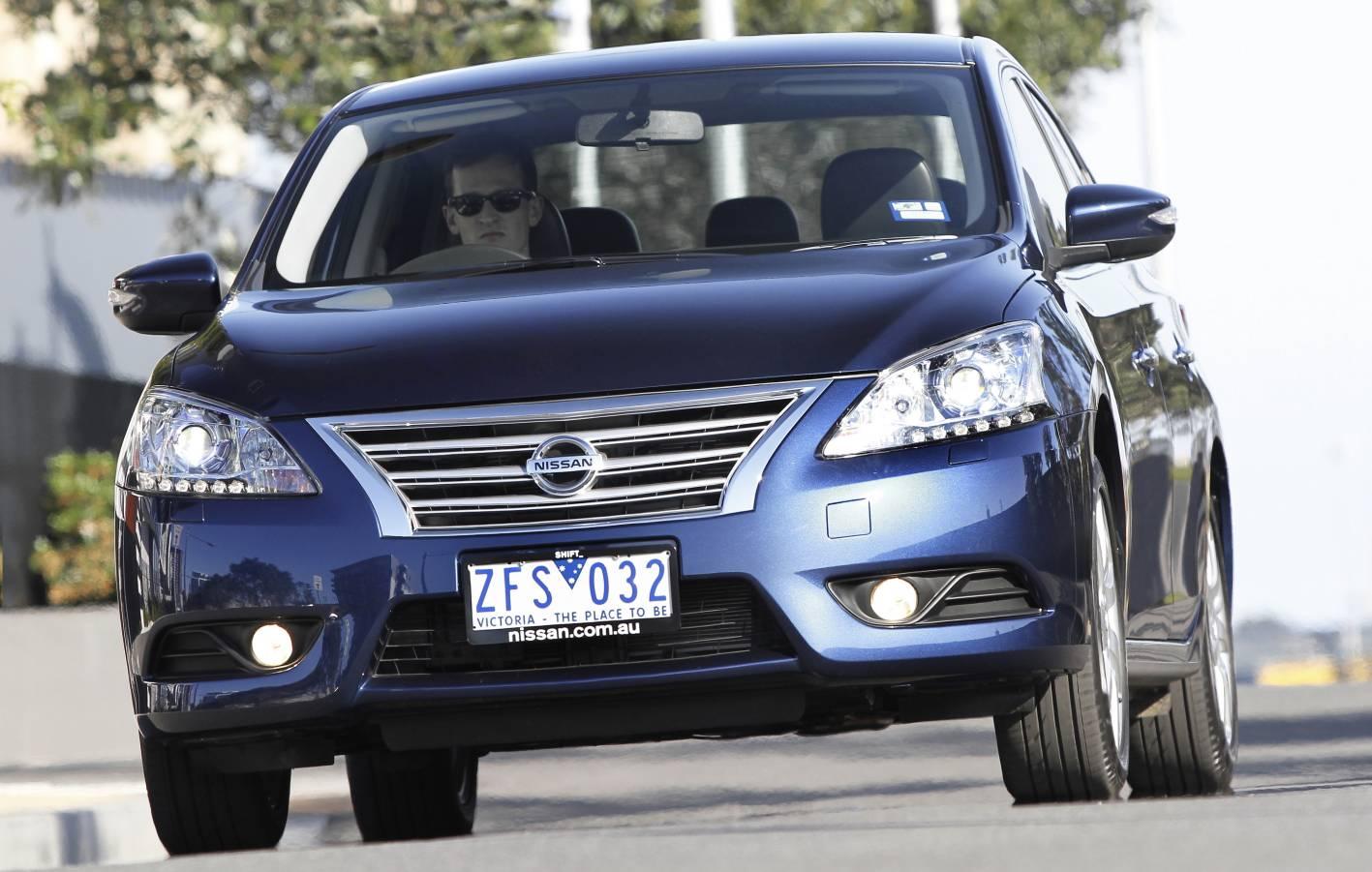 Nissan Pulsar on verge of market comeback - photos | CarAdvice