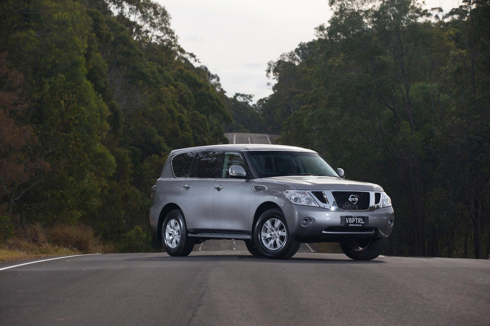 Toyota Corolla Mpg >> Nissan Patrol Review - photos | CarAdvice