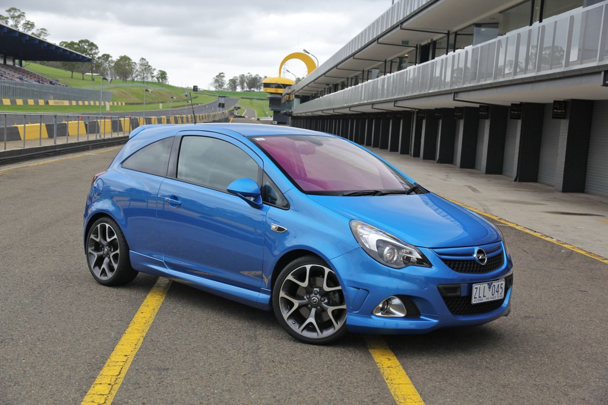 2013 opel corsa opc review caradvice. Black Bedroom Furniture Sets. Home Design Ideas