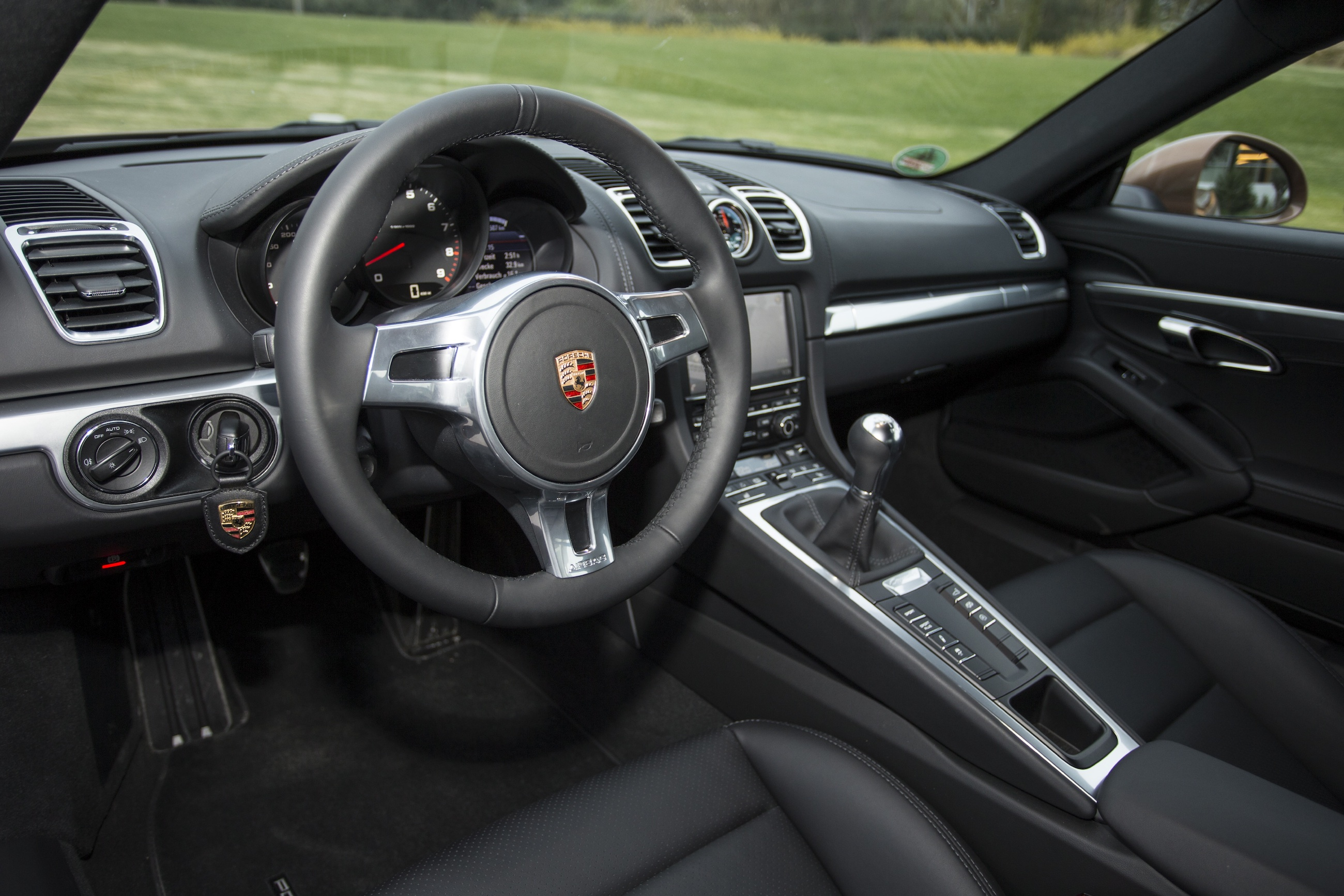 Porsche 911 And Cayman To Remain 6 Cylinder Manual
