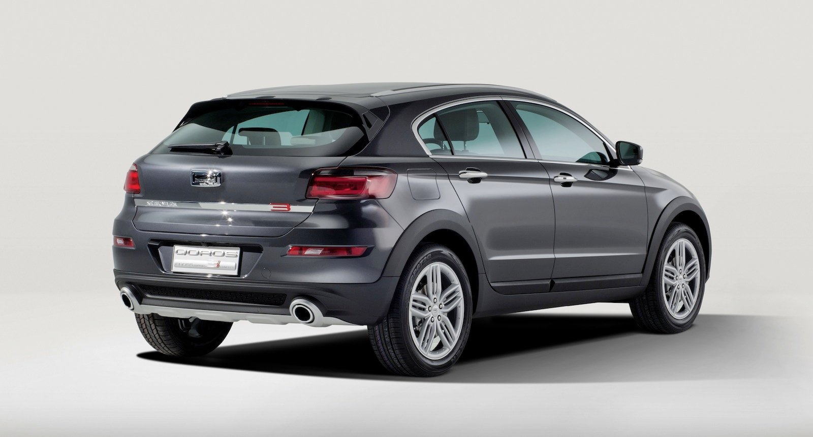Qoros 3 sedan, wagon, hybrid crossover headed to Geneva ...