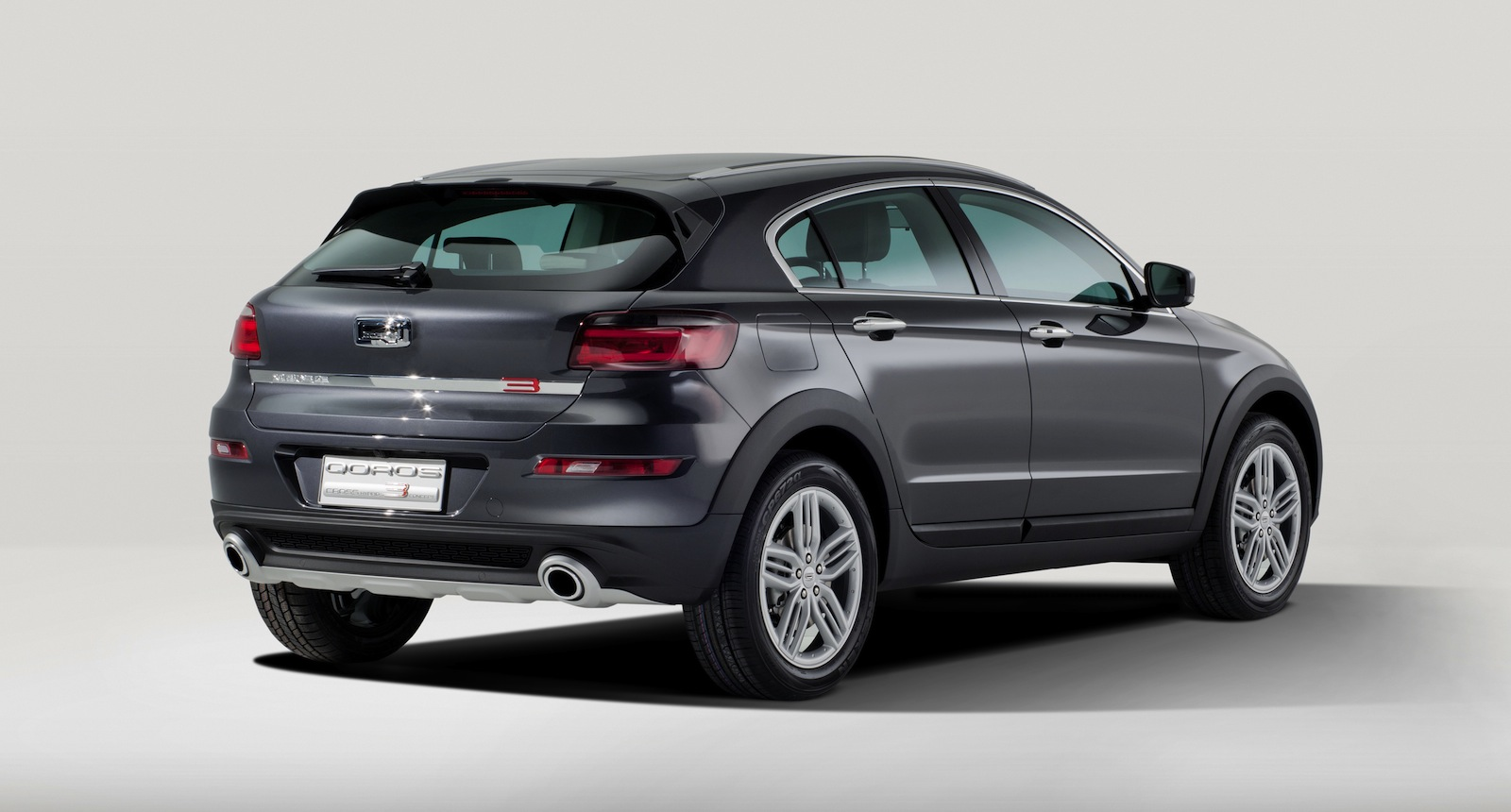 Qoros 3 Sedan Wagon Hybrid Crossover Headed To Geneva