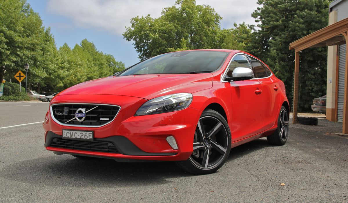 volvo v40 review photos caradvice. Black Bedroom Furniture Sets. Home Design Ideas