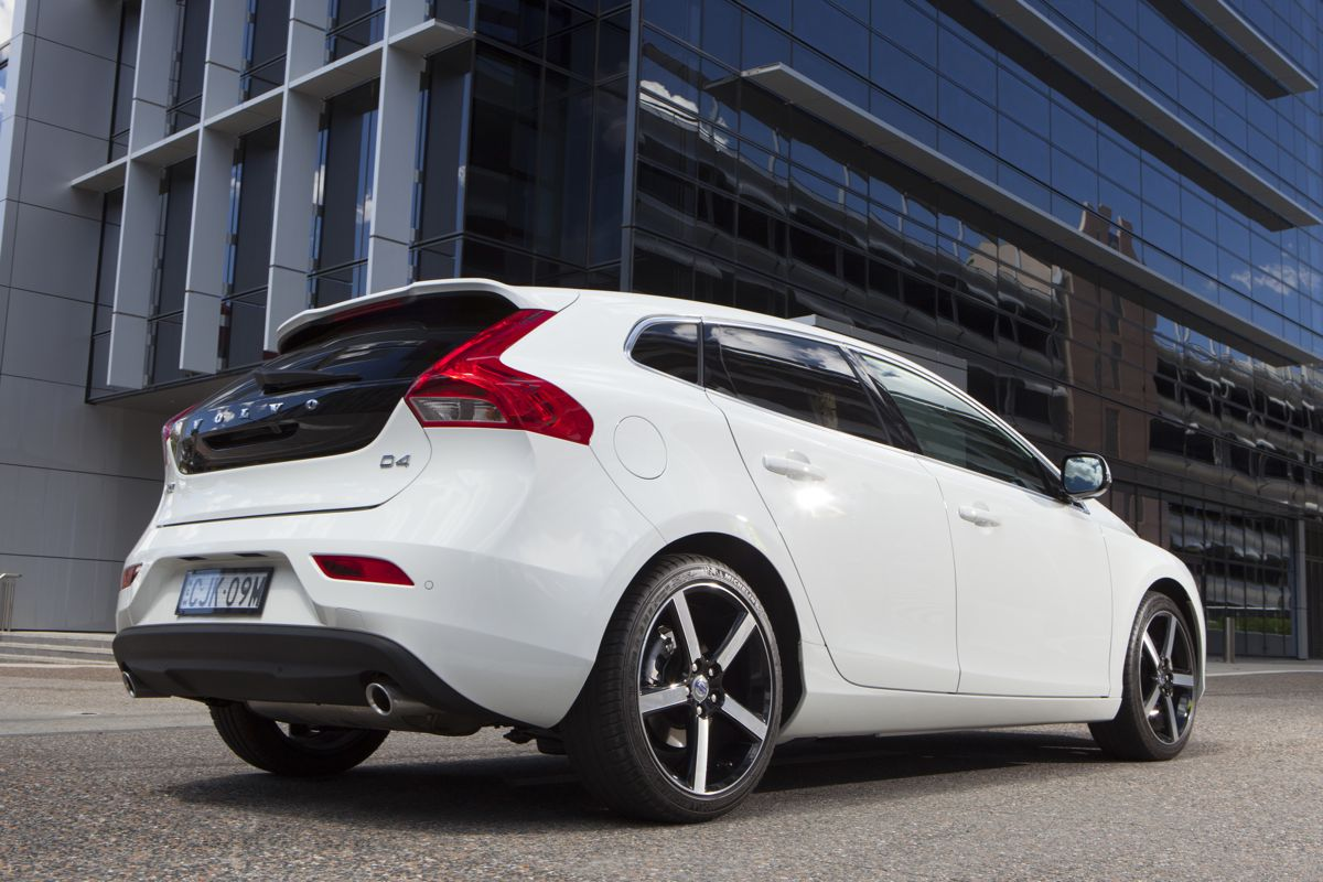 Volvo V40 Review Photos Caradvice