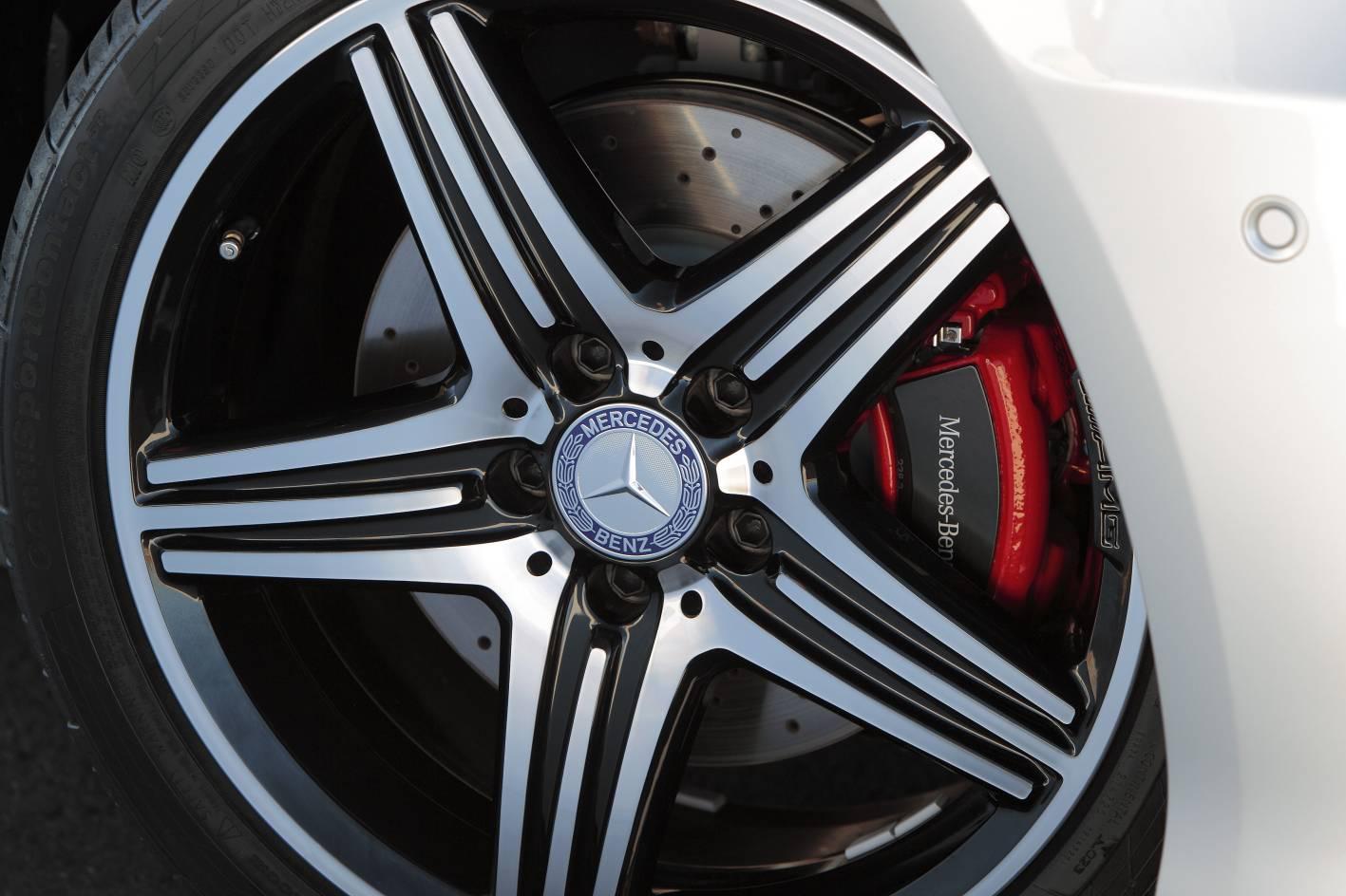 Mercedes Benz Cla >> Mercedes-Benz A250 Sport Review - photos | CarAdvice