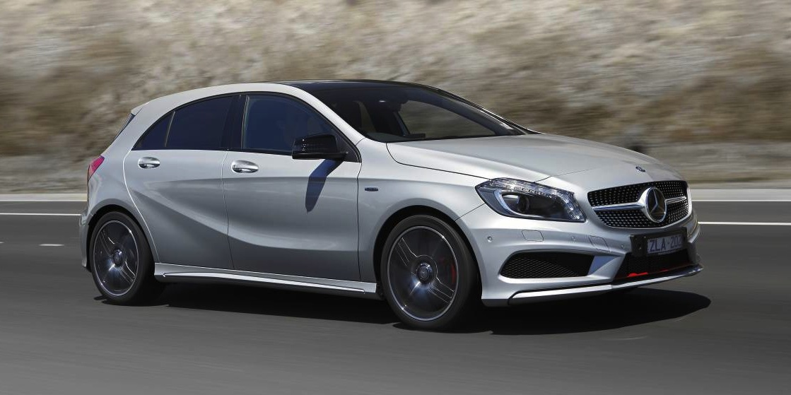 Mercedes benz a250 sport review photos caradvice for Mercedes benz sports cars