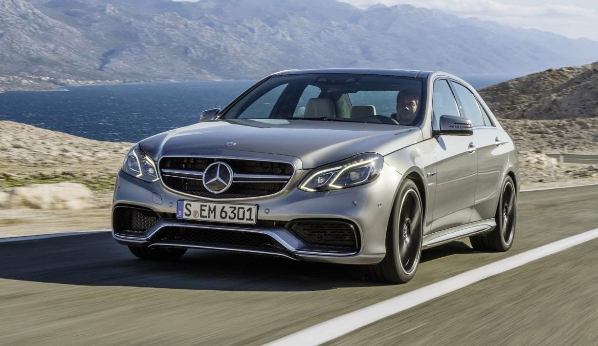 Amg Driving Academy >> Mercedes-Benz E400 turbo V6, 430kW E63 AMG confirmed for ...