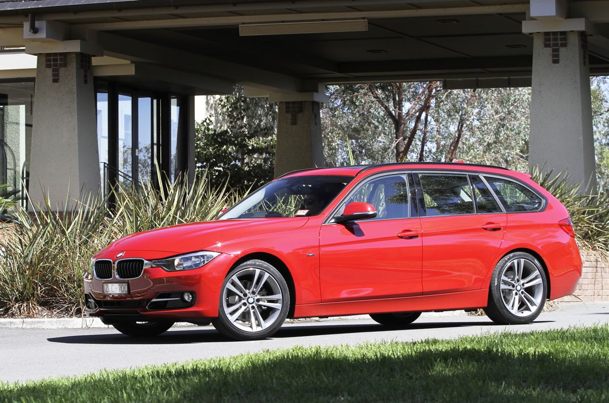 2013 bmw 3 series touring review caradvice. Black Bedroom Furniture Sets. Home Design Ideas