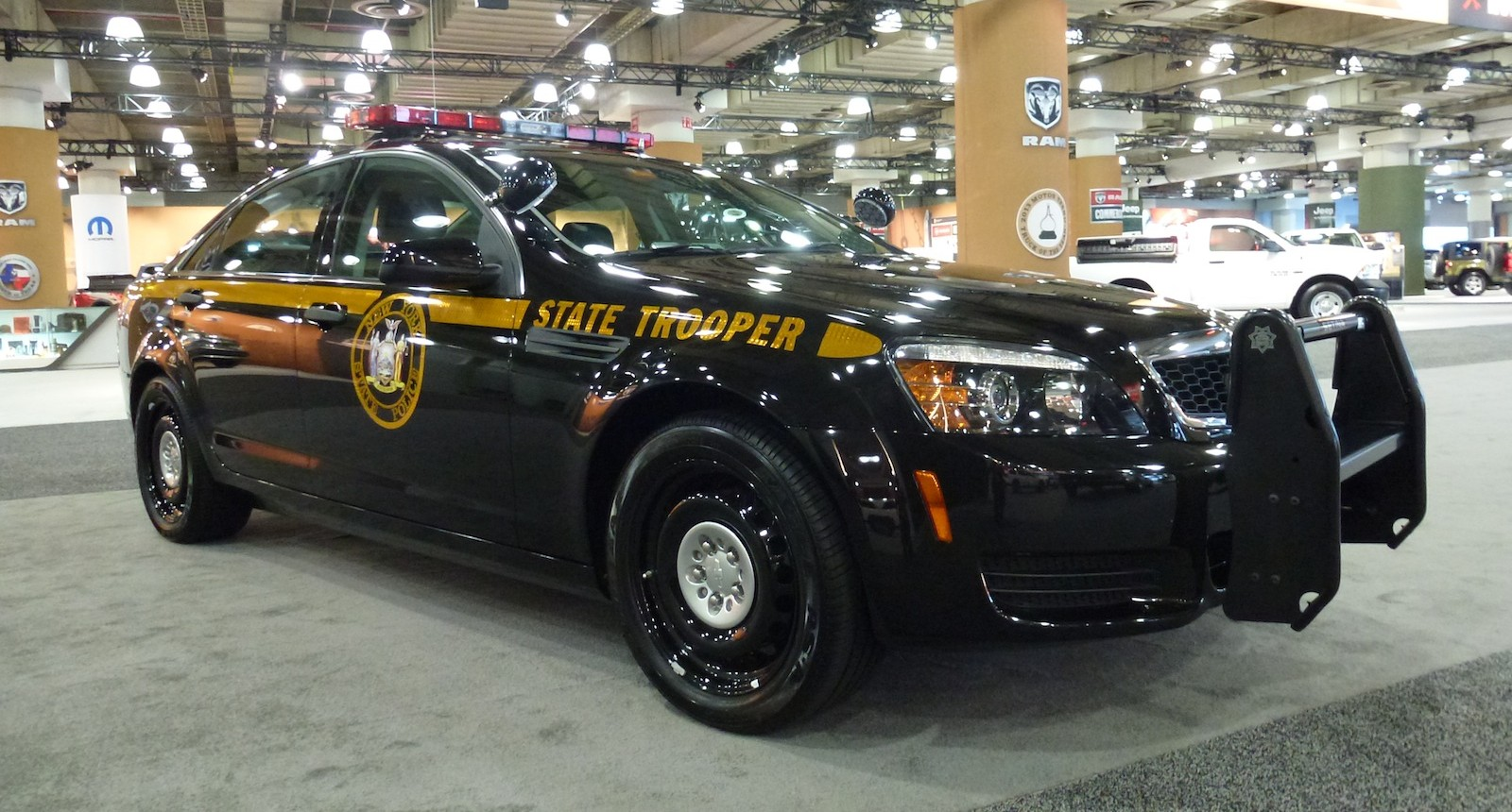 Chevrolet Caprice Ppv A Chance In Lucrative New York State