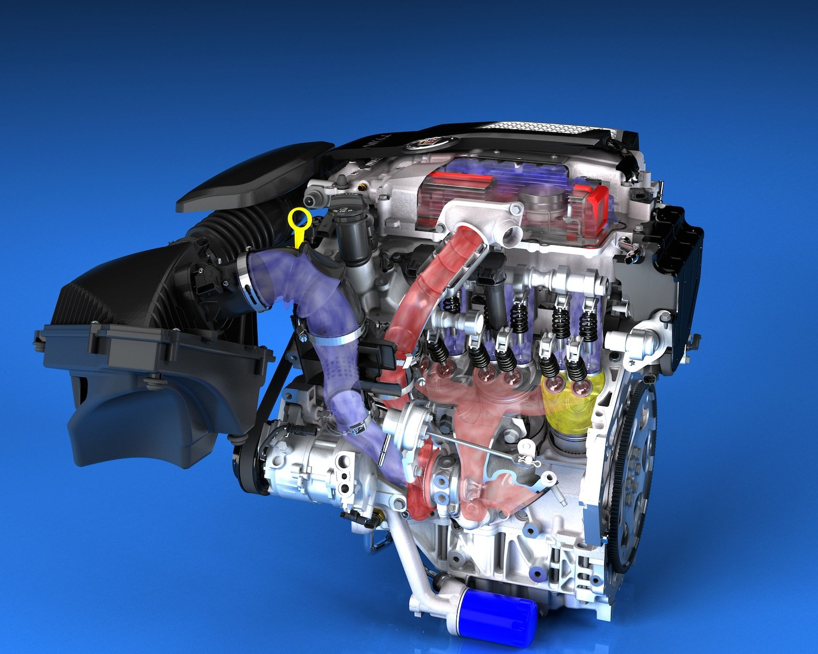 Cadillac Cts To Debut New Twin Turbo Engine Eight Speed