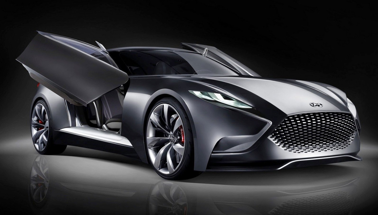Hyundai Hnd 9 Concept Previews New Genesis Coupe In Seoul