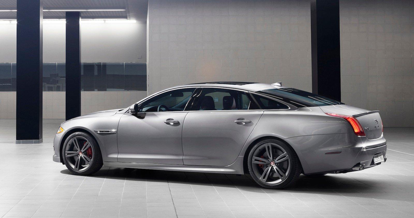 Jaguar XJR: high-performance luxury flagship returns - photos | CarAdvice