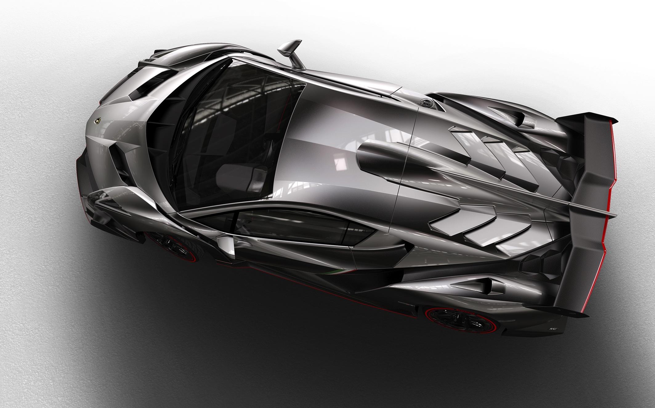Lamborghini Veneno: The $6 Million Speeding Bull