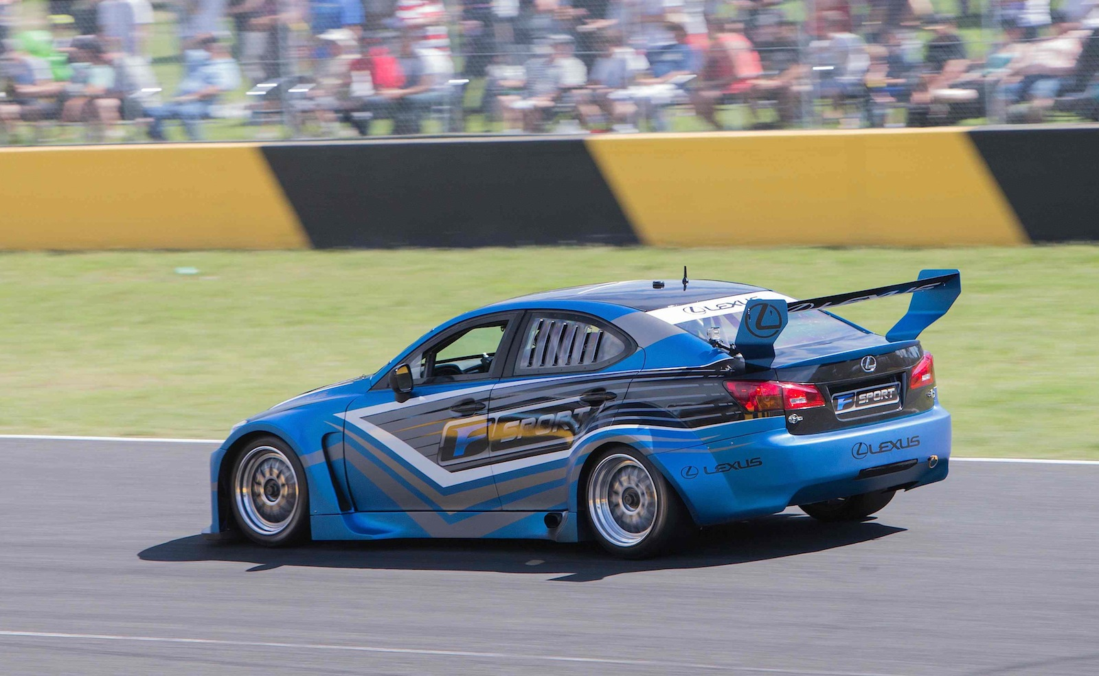 Lexus IS F racer not for V8 Supercars - photos | CarAdvice