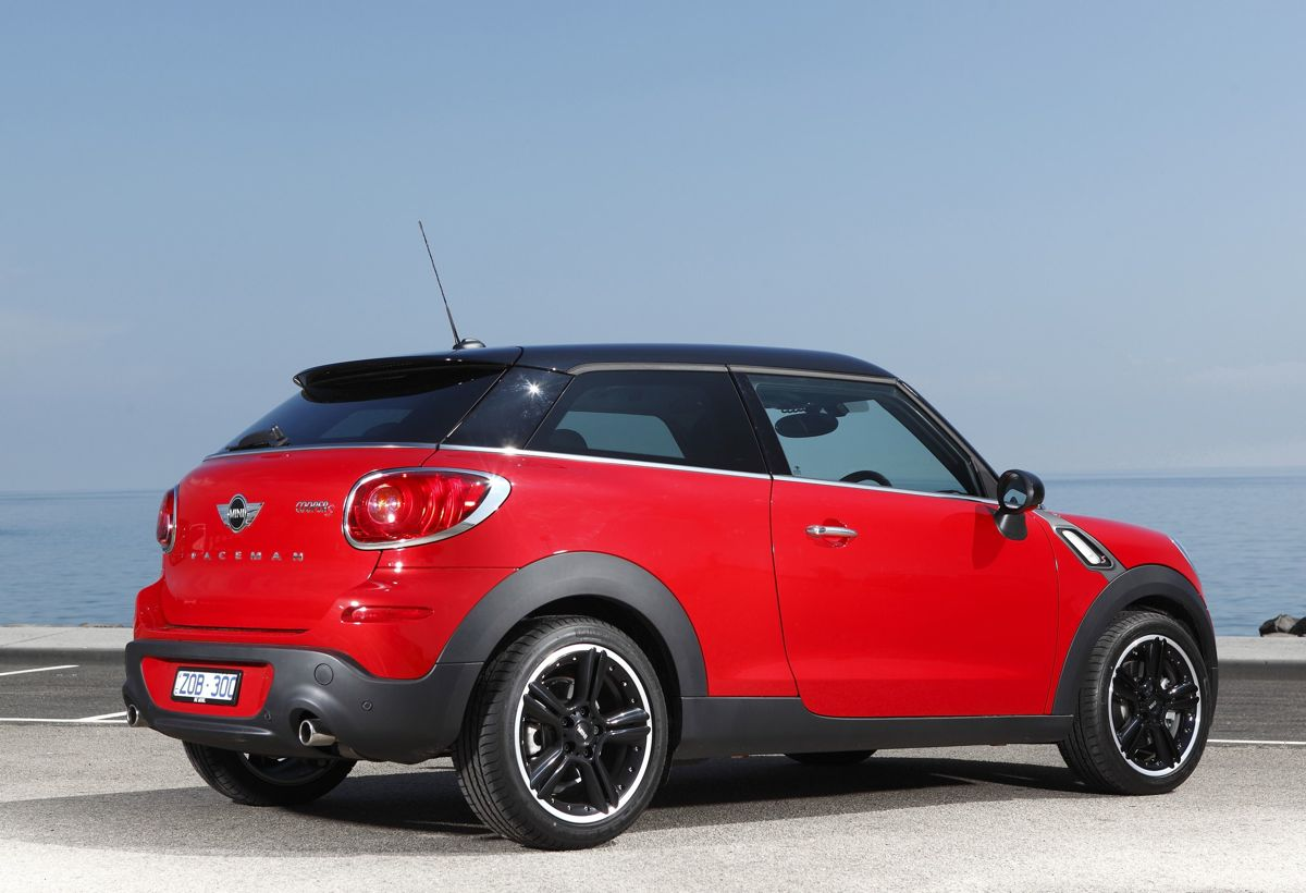 mini paceman review photos caradvice. Black Bedroom Furniture Sets. Home Design Ideas