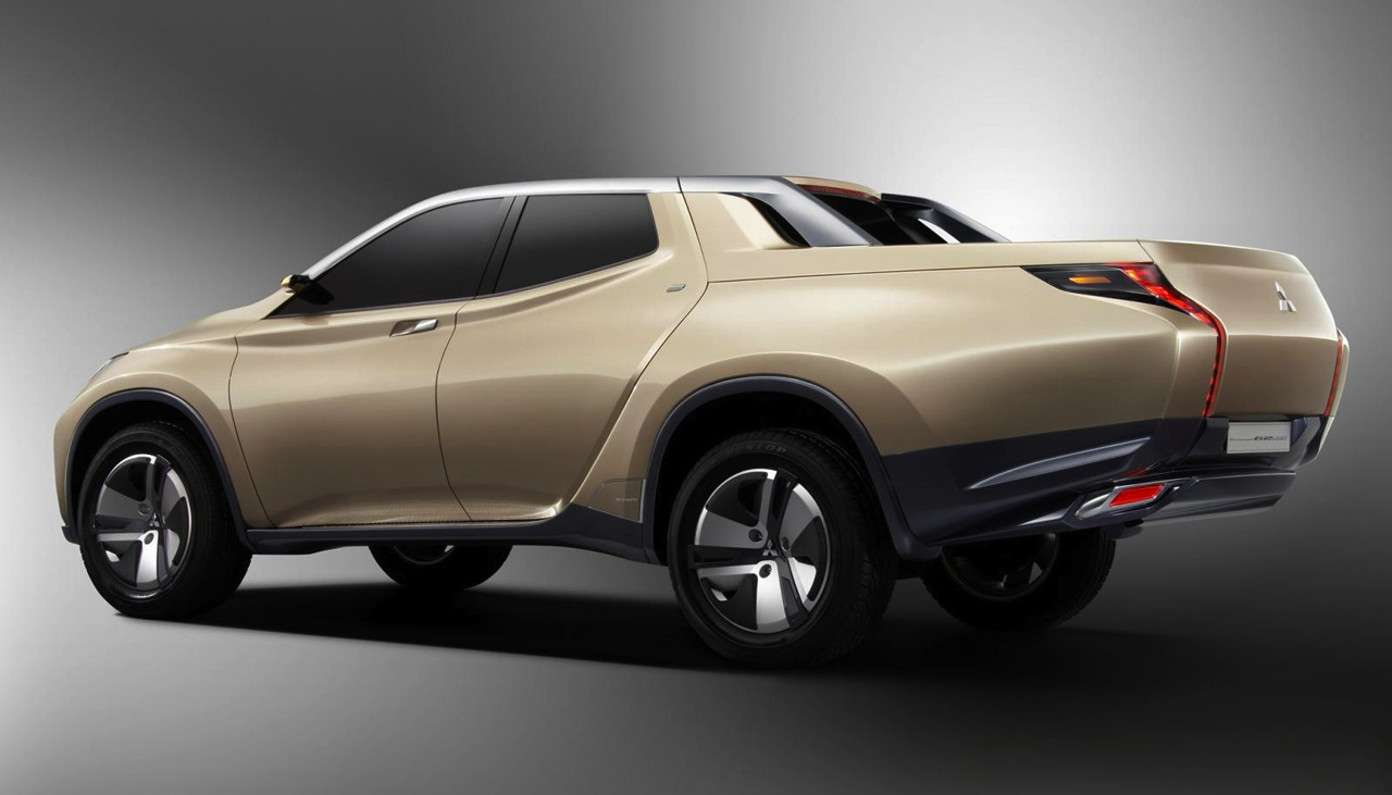 New Jeep Cherokee >> Mitsubishi GR-HEV concept: plug-in ute teases new Triton - photos | CarAdvice