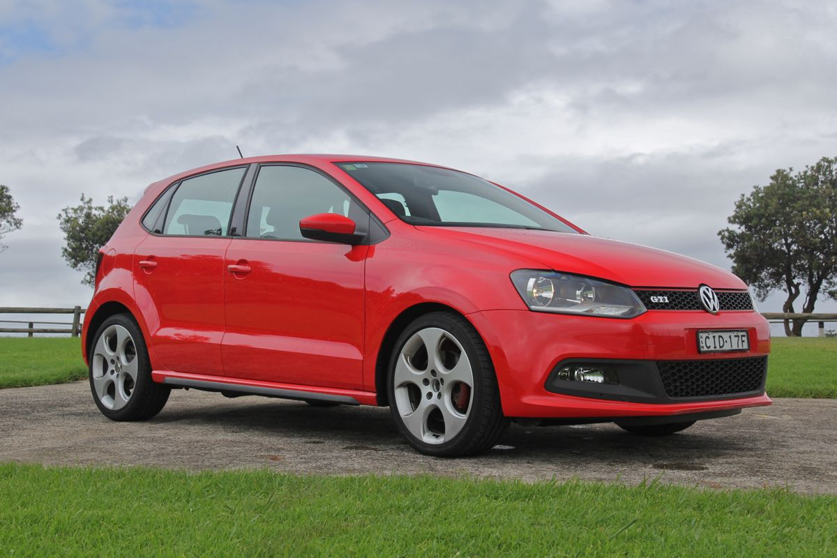 2013 volkswagen polo gti review photos caradvice. Black Bedroom Furniture Sets. Home Design Ideas