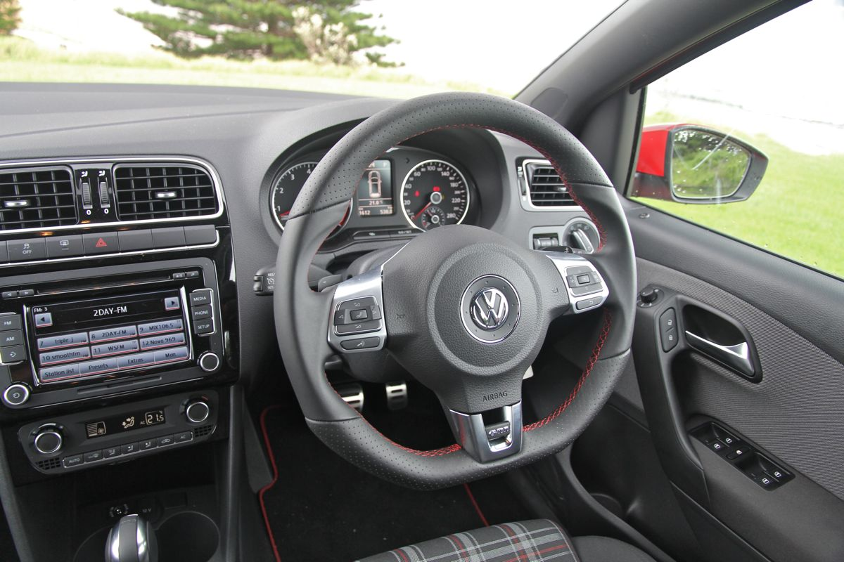 2013 Volkswagen Polo Gti Review Photos Caradvice