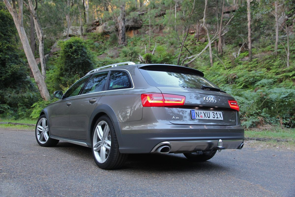 2013 audi a6 allroad review photos caradvice. Black Bedroom Furniture Sets. Home Design Ideas