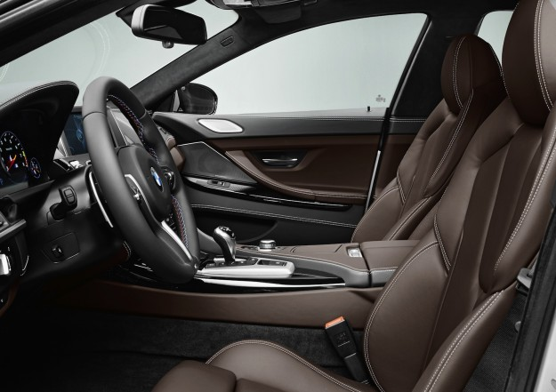Bmw M6 Gran Coupe Local Pricing Announced Photos