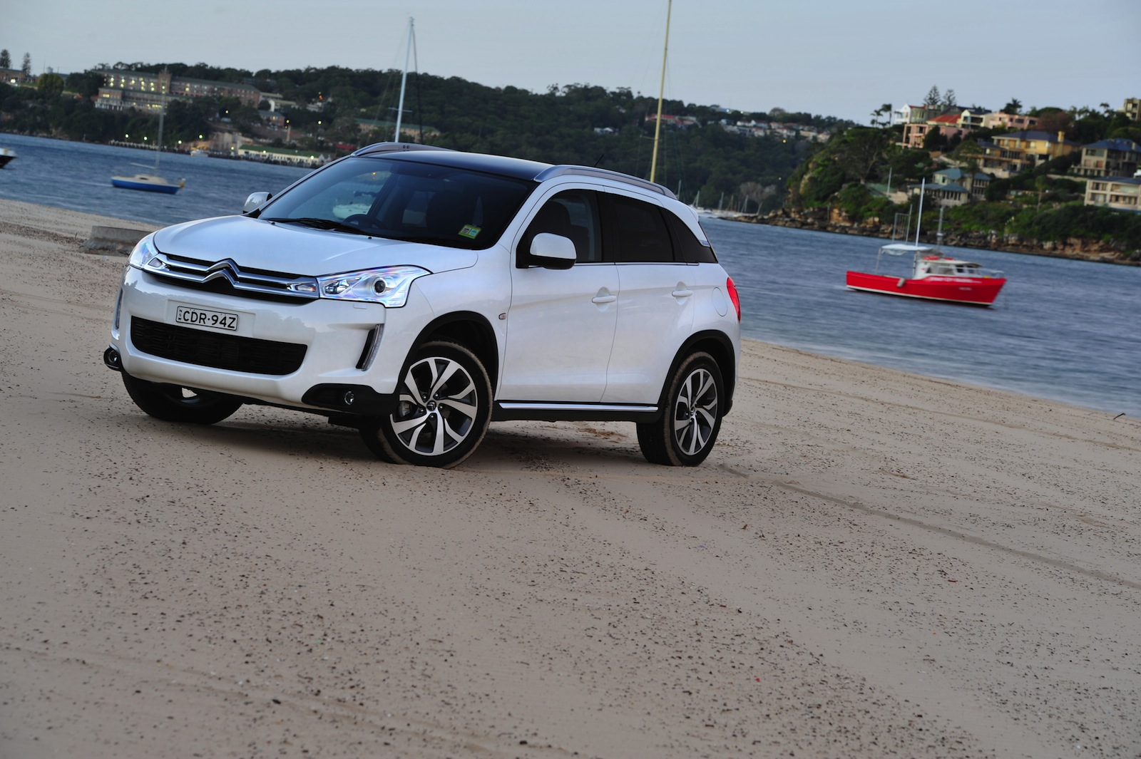 citroen c4 aircross review photos caradvice. Black Bedroom Furniture Sets. Home Design Ideas