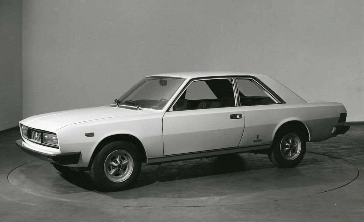 Mazda Diesel Usa >> Fiat 130 Coupe re-imagined by original designer - photos | CarAdvice