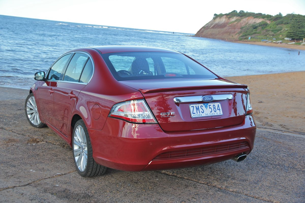 Ford Falcon G6E Turbo Review - photos | CarAdvice