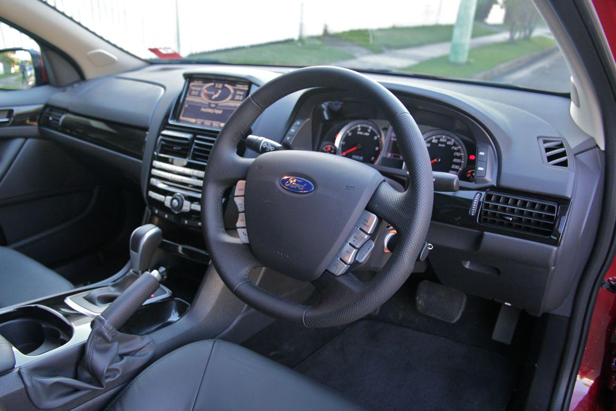 Ford Falcon G6e Turbo Review Photos Caradvice