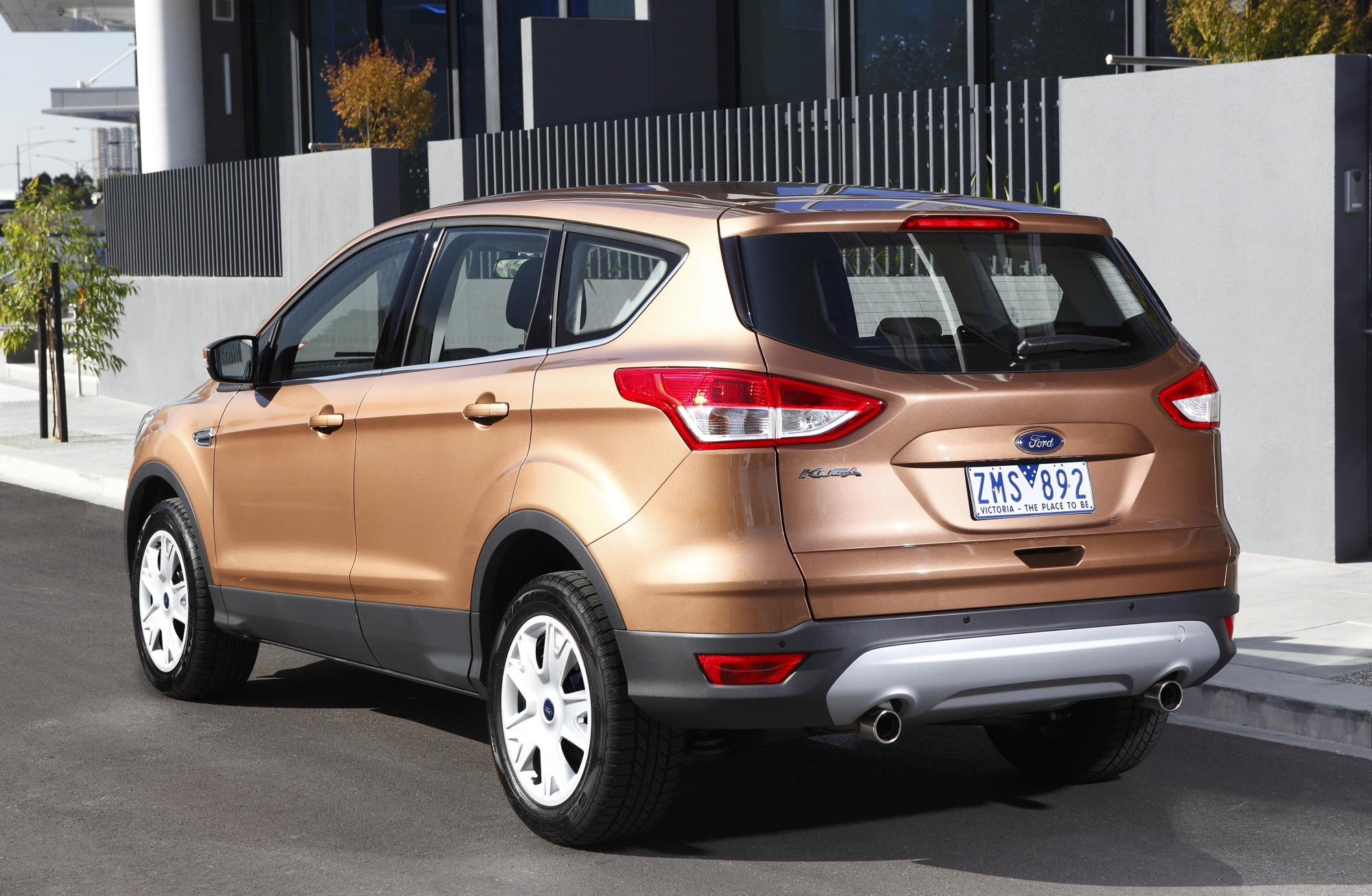2013 Ford Kuga: pricing and specifications - photos | CarAdvice