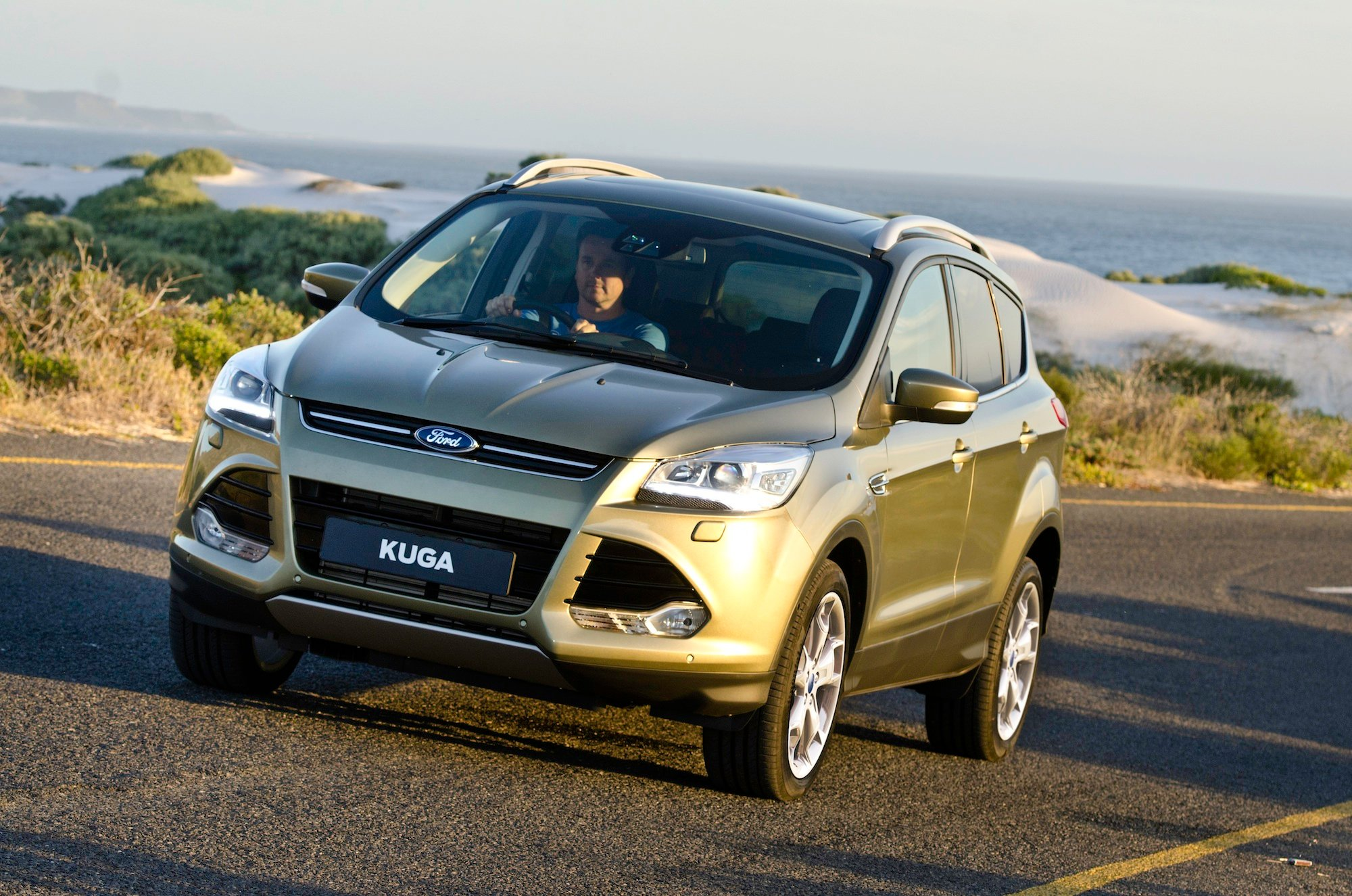 ford kuga st hot suv variant a possibility photos. Black Bedroom Furniture Sets. Home Design Ideas