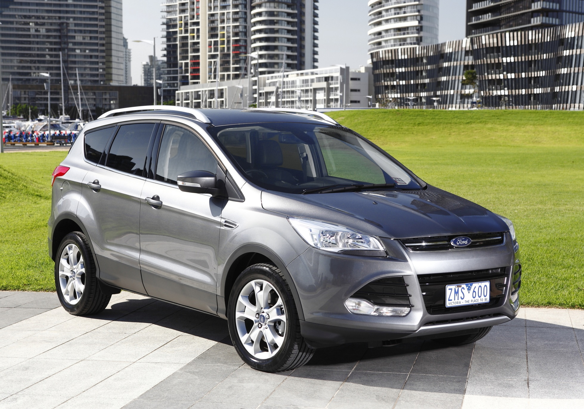 2013 ford kuga review caradvice. Black Bedroom Furniture Sets. Home Design Ideas