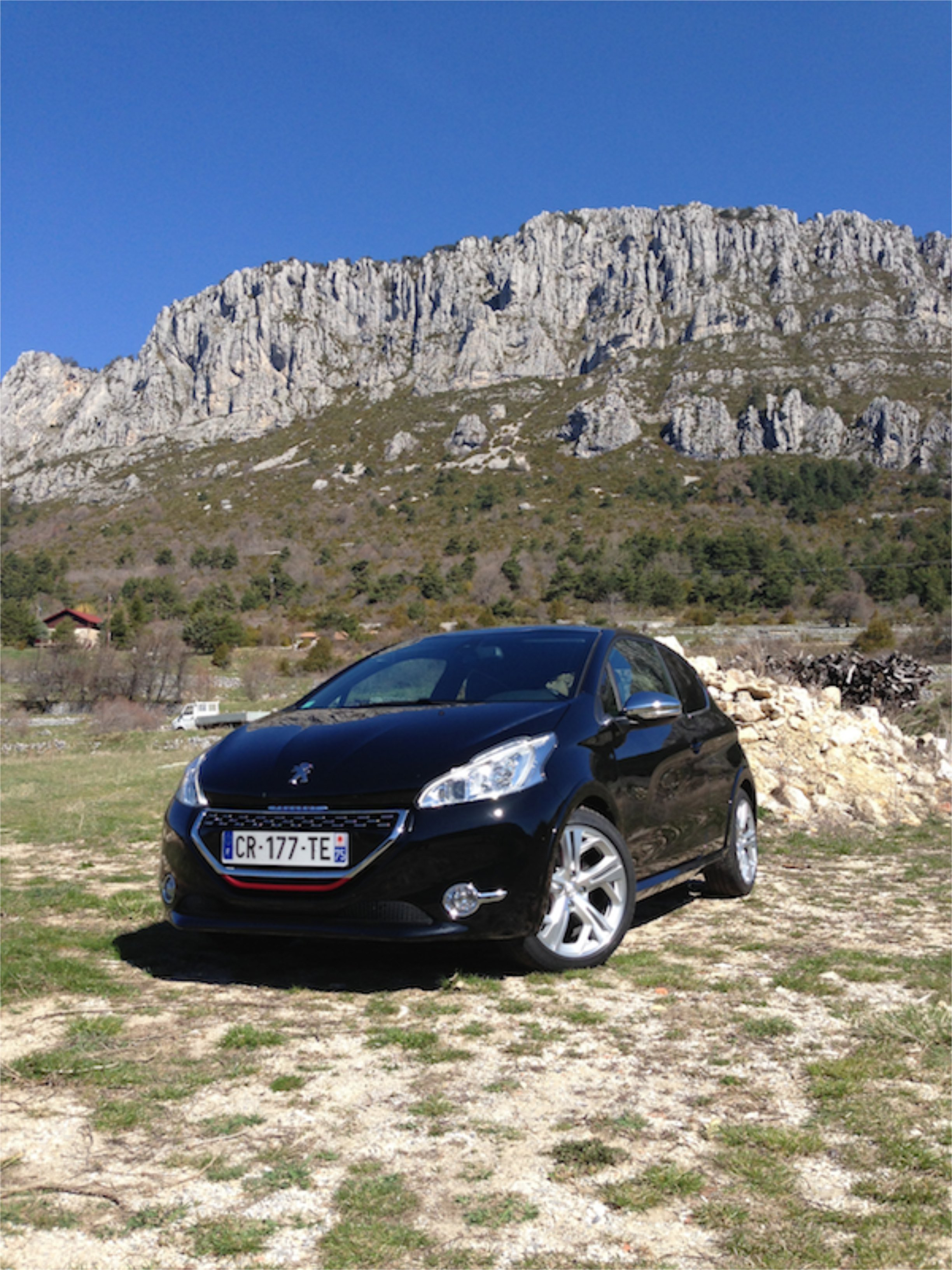 Peugeot 208 Gti Review Photos Caradvice