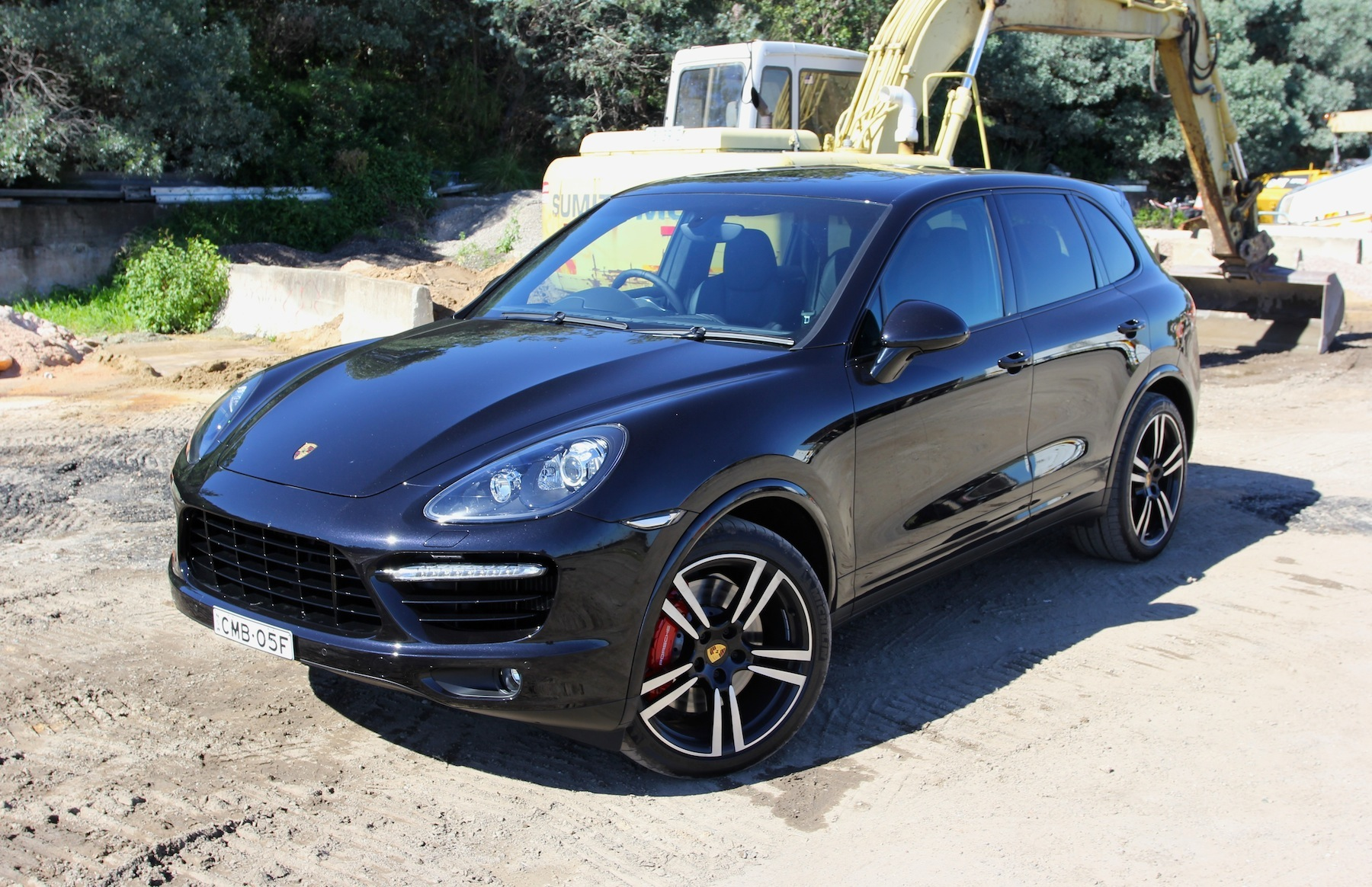 porsche cayenne turbo s review photos caradvice. Black Bedroom Furniture Sets. Home Design Ideas
