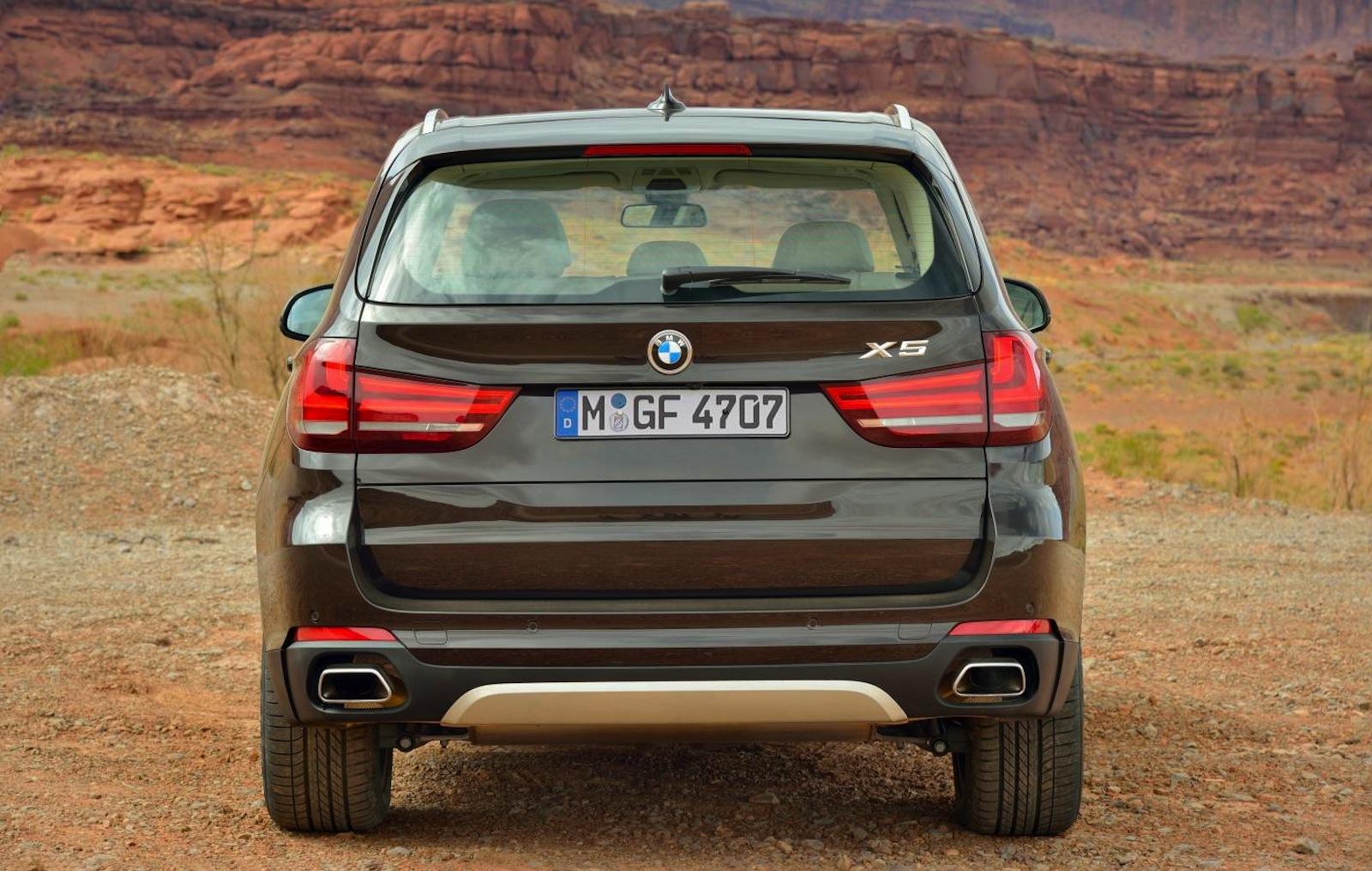 Ford Suv Models >> BMW X5: rear-wheel drive for third-gen luxury SUV - photos ...