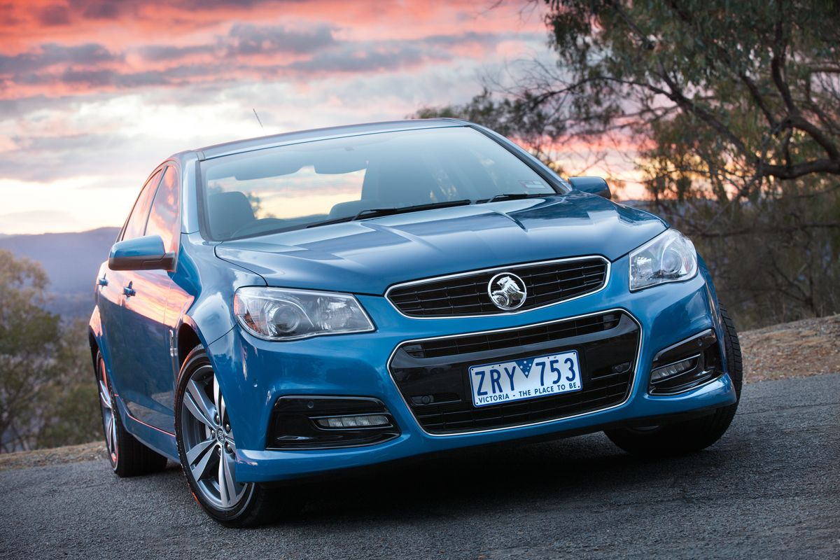 2013 Holden VF Commodore SV6 Review - photos | CarAdvice