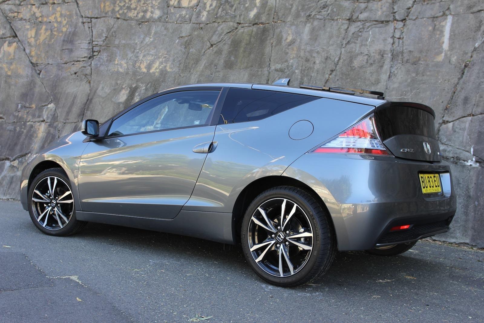 Honda CR-Z Review | CarAdvice