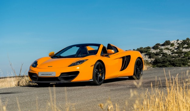 Mclaren Mp4 12c 50th Anniversary Edition Revealed
