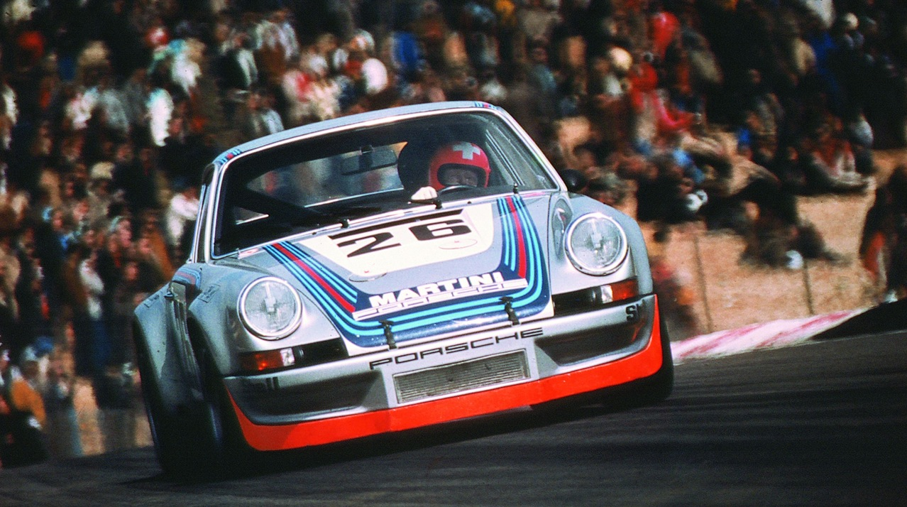 Porsche Martini Revive Iconic Relationship For 2013