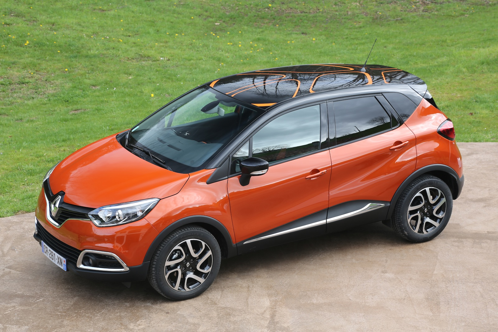 Renault Captur Review Photos Caradvice
