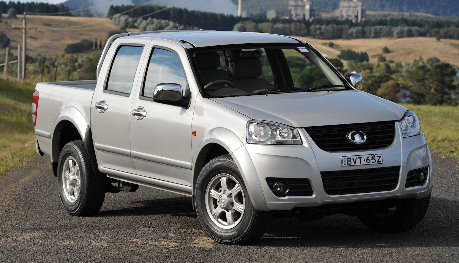 Great Wall V240 Dual Cab Cut To 20 990 Driveaway Photos